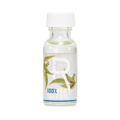 Recovery Piercing Aftercare Tea Tree Oil - All Natural, Soothing, Disinfecting Topical - 1/2 Ounces