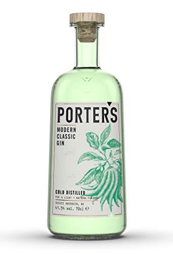 Porter's Porter's Modern Classic Dry Gin, 41.5% 70cl Gin (1 x 0.7 l)