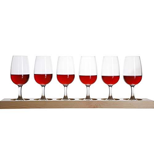 Yuansr Crystal Bourgogne Verres à vin, Production italienne, Grand vin de vin rouge soufflé à la main, choix de chef et sommelier, pour bar et table à manger (Size : Style 3)