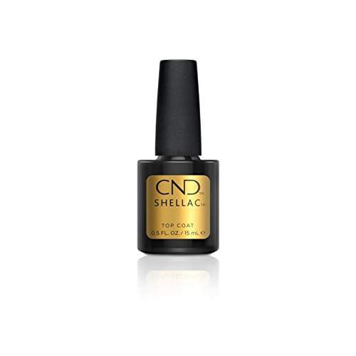 CND, Smalto Top Coat Shellac, 15 ml