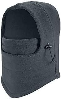 TOOGOO Blue Warm Winter Hats for Women Men Balaclavas Windproof Beanies Multifunction Face Mask Men Riding Hat Scarf Collars Thickening Cap