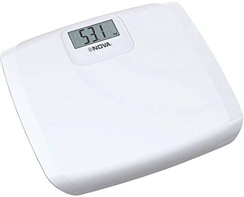 Nova BGS-1243 Ultra Lite Digital Weighing Scale(White)