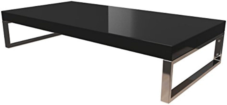 KeraBad Waschtischplatte Waschtischkonsole für Aufsatzwaschbecken und Waschschalen Holzplatte Badmbel Tischplatte 70x50x5cm Schwarz Hochglanz kb-wt50120schwarzg-3