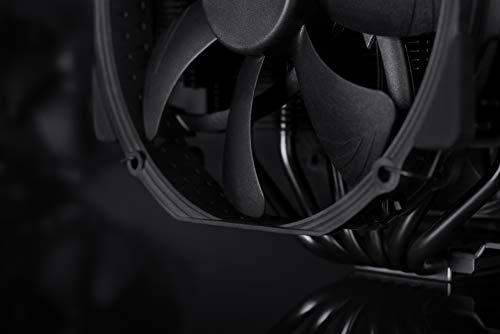 Noctua NH-D15 chromax.black, Disipador de CPU de Doble Torre (140 mm, Negro) 5