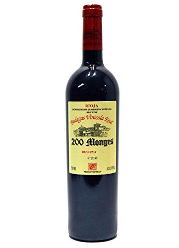 200 Monges Reserva 2008