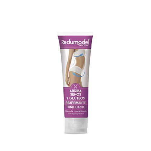 Redumodel Skin Tonic - Arriba Senos y Glúteos - Crema reafirmante de Senos y Reafirmante de Gluteos que Fortalece Eliminando la Aparición de Estrías - 100ml