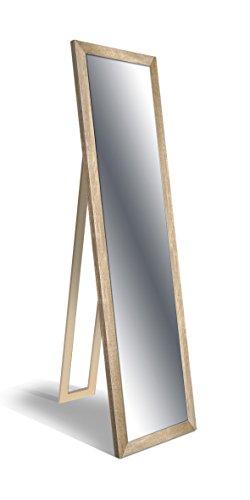 Lupia Specchio da Terra Floor Mirror 40X160 cm Boston Champagne