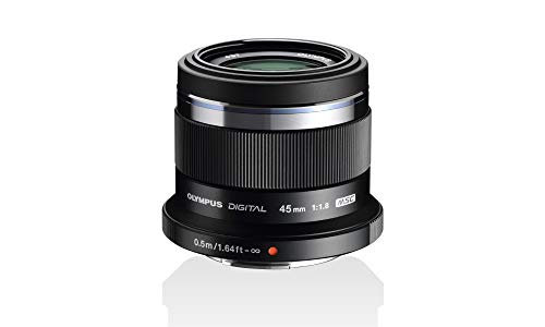 Olympus M. Zuiko Digital ED 45mm f1.8 (Black) Lens...