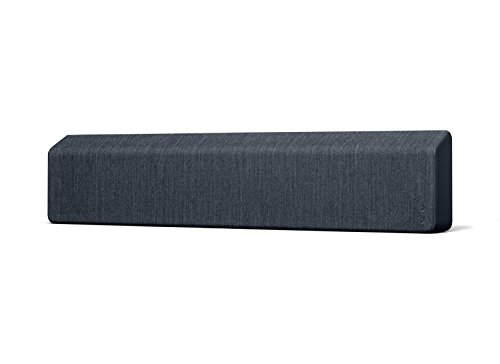 Vifa Stockholm 2.0 | Wi-Fi & Bluetooth Sound Bar | Nordic Design | High Performance Wireless Speaker for Apple iPhone iOS and Samsung Android - Mountain Blue