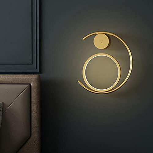 Cakunmik Große Digitale Wanduhrdesign 3D Design Kreative Wanduhr für Schlafzimmer, Schreibtisch, Wecke Up Möbelreinigung,B
