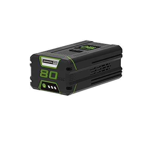 Greenworks 80V 4 Ah Batería de iones de litio
