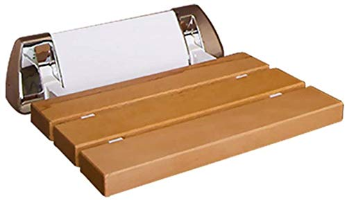 Wasserdicht Bad Stuhl Massivholzplatte Faltwand Stuhl Badezimmer Dusche Klappstuhl Wand Hocker Folding Chair Schuh Robust
