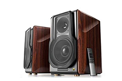 Edifier S3000PRO Hi Res Audio Active 2.0 Wireless Monitor Speakers with Bluetooth from Edifier