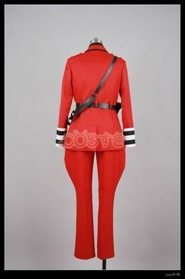 『コスプレ 戦う司書 ミレポック=ファインデル コスプレ衣装アニメコスチューム』の3枚目の画像