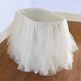 aBaby Bassinet Petticoat, 16