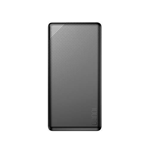 xiaoxioaguo Banco de energía dual USB rápido teléfono móvil paquete de batería externa portátil banco de energía 21.A cargador de viaje