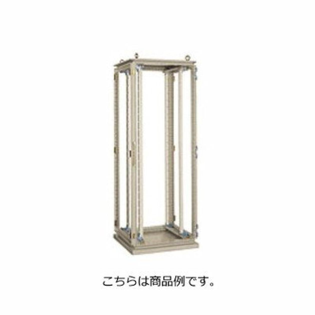 基礎理論帰する決定日東工業 FJ80-823E 自立形キャビネット FJシリーズ?ラックマウントタイプ(EIA)