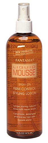 Fantasia ic liquid mouse spray firm control styling lotion 473 ml
