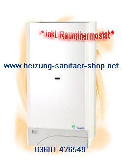 Kombitherme Gastherme Wandtherme Kamintherme 20 kW 20CX für Erdgas E inkl.digitalem Raumthermostat