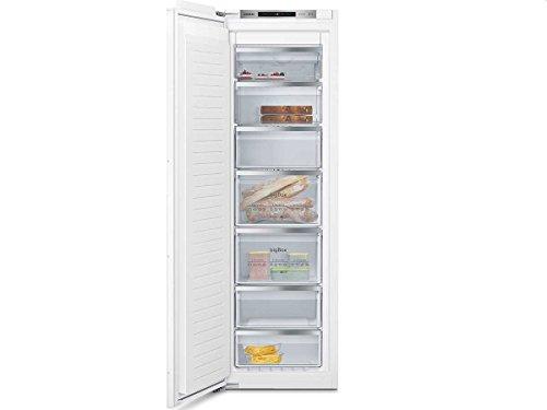 Siemens GI81NAC30 iQ500 / Gefrierschränke Einbau/No Frost/A++ / 177,2 cm / 243 kWh/Jahr / 211 Gefrierteil