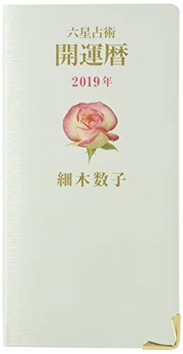 六星占術 2019年 開運暦(手帳)