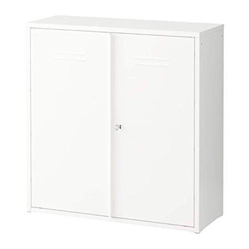IKEA Ivar Cabinet with Doors, White