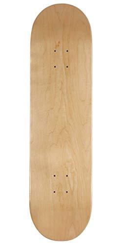 CCS Logo Blank Skateboard Deck Mint Green 8.0'