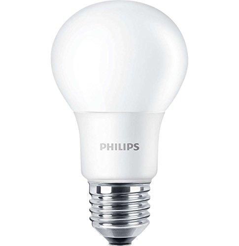 Philips CorePro LED bulb 8 Watt E27 230 V 827 2700 Kelvin opaco