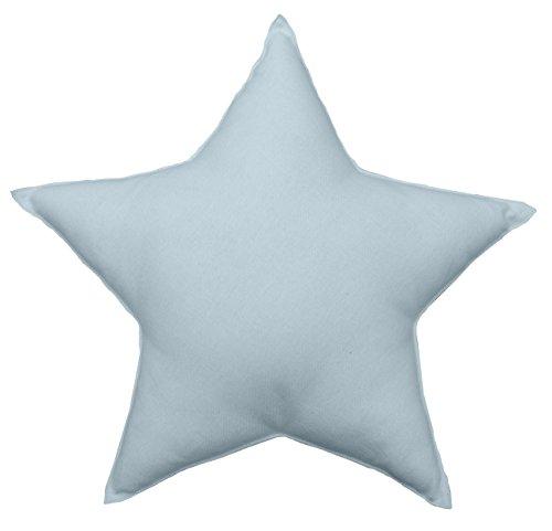 Enjoy Home Cuscino Stella starbg040Cotone Blu Grigio 50x 30x cm