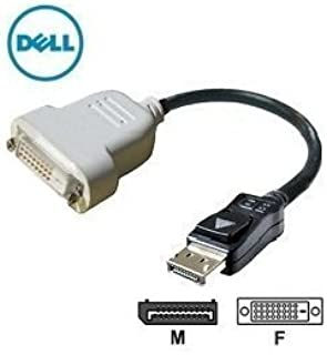 0XT623 Display Port to Single-Link DVI-D Video Adapter Cable