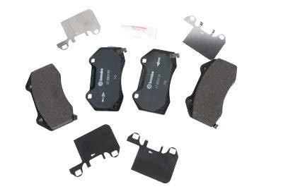 ACDelco 171-1012 GM Original Equipment Kit de plaquettes de frein avant avec plaquettes de frein,...