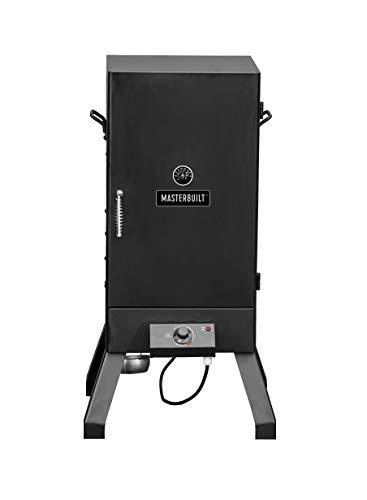 Masterbuilt Electric  Smoker MB20077618 Black