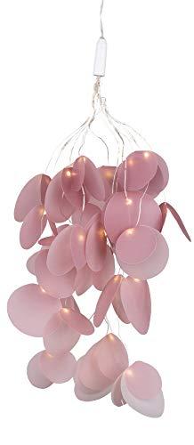 Räder Mondlicht Schweif mit LED's, rosé