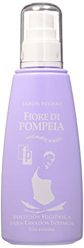 POMPEIA - Fiore Di Pompeia, Espuma de Higiene Íntima Diaria, 140 ml
