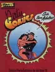 EL VIBORA: DIRTY COMICS. COMICS PORNO SATIRICOS DE LOS AÑOS 30