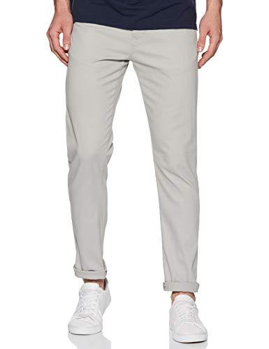 Amazon Brand – Symbol Men's Regular Casual Trousers