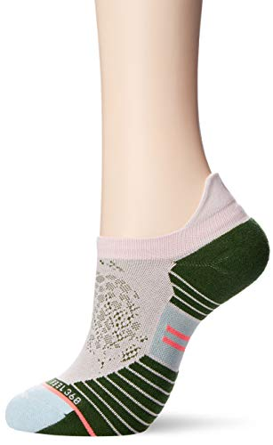 Stance Ivy Tab Sock Pink/Green (Medium)