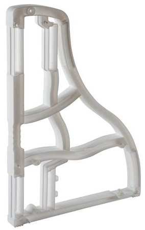 White 29 in Width 8 Lb Barricade Leg 40 Weekly update Length Weight Cheap mail order shopping