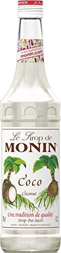Monin  Kaffee und Bar Sirup Kokosnuss 0,7 ltr.