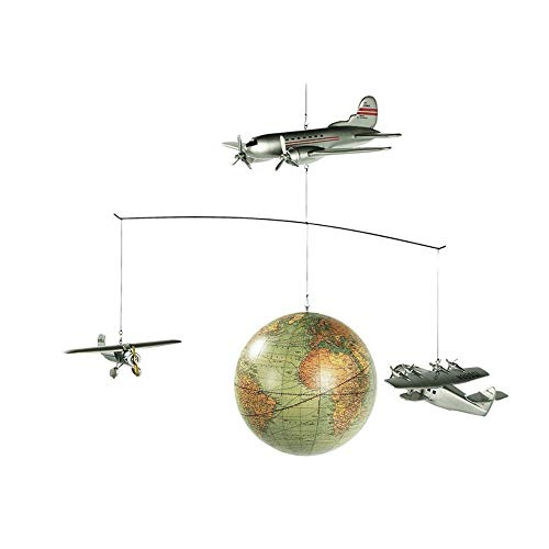 Authentic Models AP124 Around The World Mobile - AP124,
