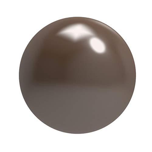 Martellato 3D Sphere 1 Moule, 26 x 26 x 26 mm, en Polycarbonate, Noir, 27.5 x 17.5 x 30 cm