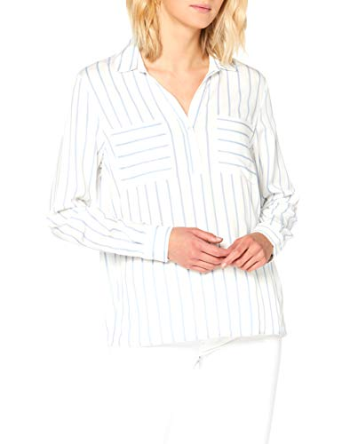 Pimkie PHS20 SRILOX Chemisiers et Blouses Femme, Blanc, 44