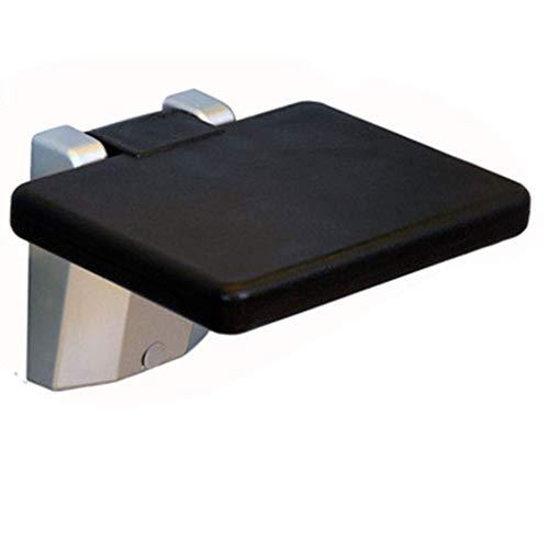 Z-SEAT Asientos de Ducha para baño Asientos de baño de Lujo Plegables con Soportes cromados montados en la Pared - Sillas para Ducha para Adultos Accesorio de Asiento de du