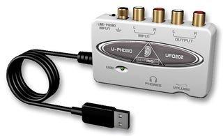 Best Price Square Interface, USB/Audio, UFO202 UFO202 by BEHRINGER