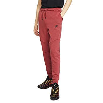 Nike Men s TECH Fleece Jogger Pants  XL Cedar/Black