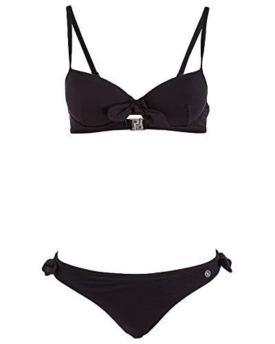Bogner Fire + Ice Damen Bikini Style: Audrey-B Farbe: Black/Schwarz Gr. 38 Bikini Swimwear