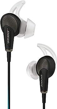 Bose QuietComfort 20 Acoustic Noise Cancelling Headphones Apple Devices Black
