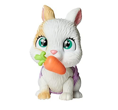Simba 105953052 – Pamper Petz Hase, mit Trink- und Nässfunktion, Spielzeughase für Kinder ab 3 Jahren, Häschen zum Spielen, mit Überraschung und magischer Pfote