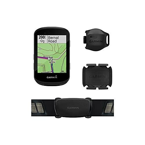 Garmin, Edge 530, Navigatore satellitare, per Adulti, Unisex, Taglia Unica, Nero
