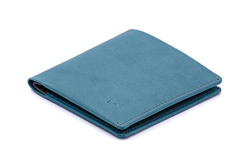 Portafoglio Bellroy Note Sleeve in pelle da uomo Arctic Blue (Nuova edizione)